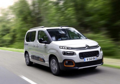 Citroën Berlingo GPL