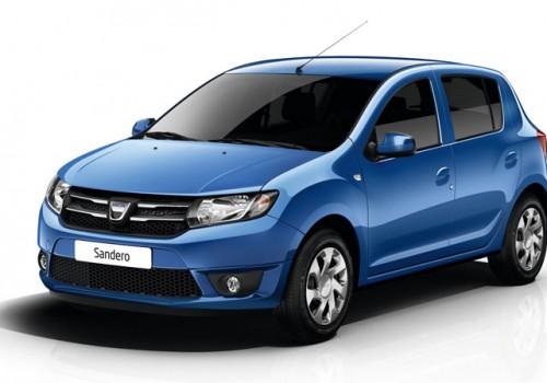 Dacia Sandero GPL