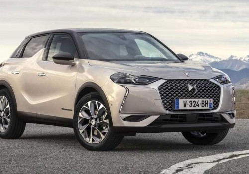 DS DS3 Crossback GPL