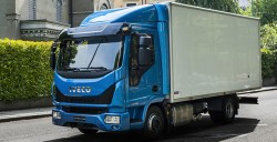 Iveco Eurocargo GNV - camion gnv