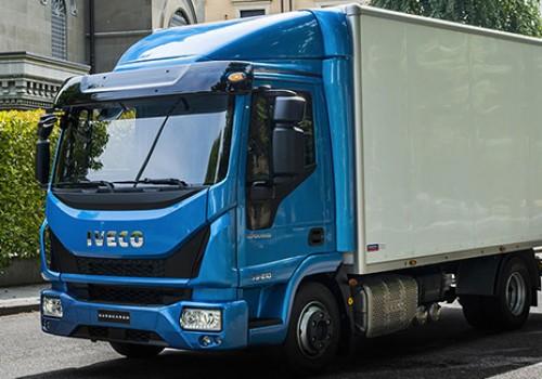 Iveco Eurocargo GNV