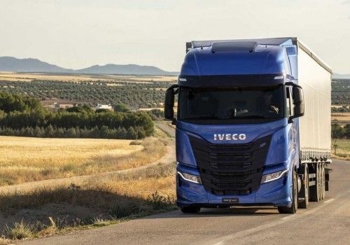 Iveco S-Way NP GNV