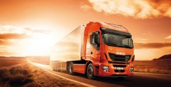 Iveco Stralis Euro 6 GNV - camion gnv
