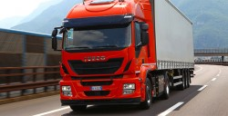 Iveco Stralis GNL - camion gnl