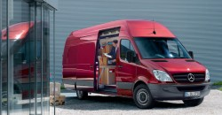 Mercedes Benz Sprinter Fourgon 316 LGT
