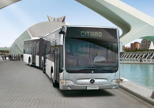 Mercedes Citaro GNV