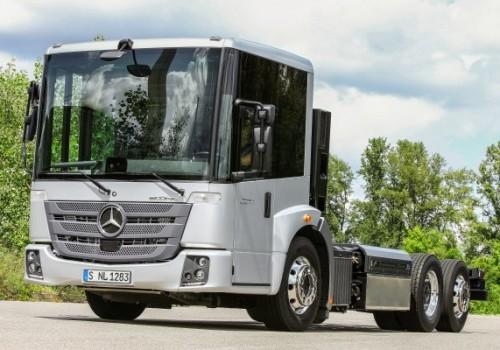 Mercedes Econic Euro 6 GNV