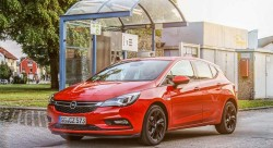 Opel Astra 1.4 CNG Ecotec