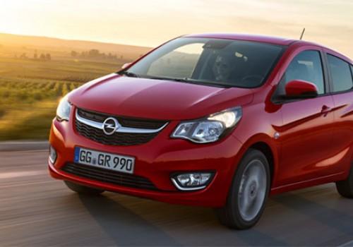 Opel Karl GPL