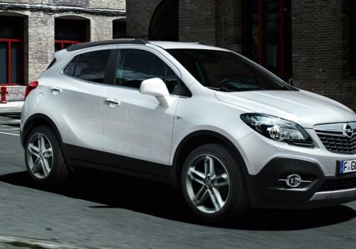 Opel Mokka GPL