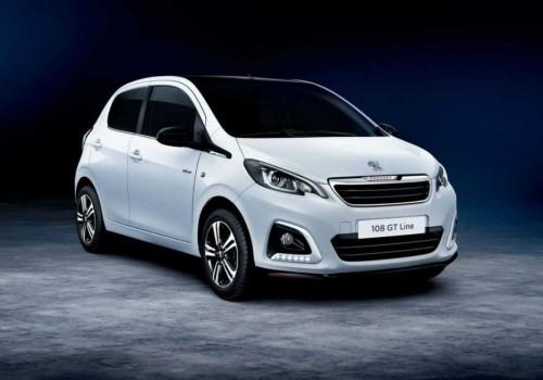 Peugeot 108 GPL