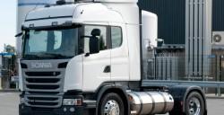 Scania G 340 GNL - camion gnl