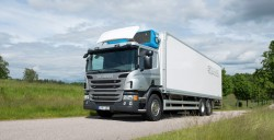 Scania P-Serie - camion gnv