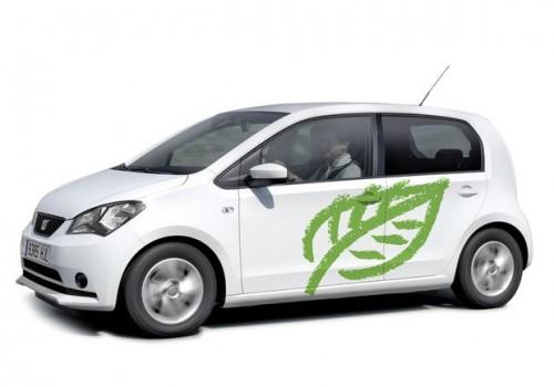 Seat Mii Ecofuel