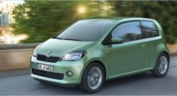 Skoda  Citigo CNG Green tec