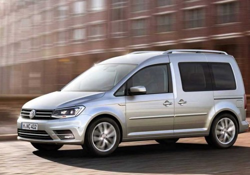 Volkswagen Caddy Ludospace GPL