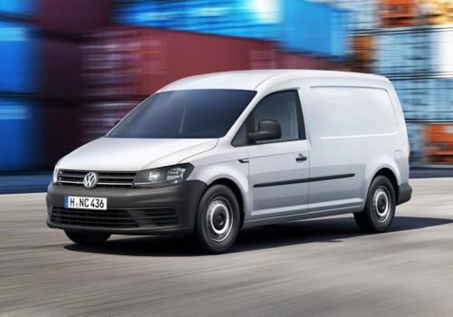 Volkswagen Caddy TGI Van GNV