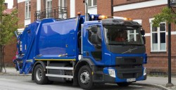 Volvo FE GNC - camion gnv