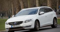 Volvo  V60 bi-fuel GNV
