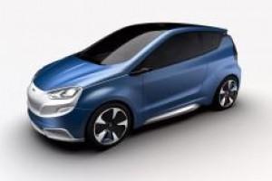 GNV - Magna r�v�lera le concept Mila Blue � Gen�ve