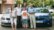 Skoda Octavia G-Tec – 35,71 euros de GNV pour parcourir 1172 km