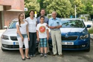 Skoda Octavia G-Tec � 35,71 euros de GNV pour parcourir 1172 km