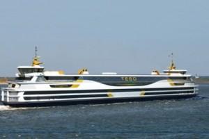 TESO valide la construction du premier navire GNV d'Europe