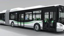 Nantes : La Semitan prend réception de son premier bus GNV Urbanway