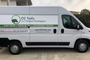 O2 Trafic, le transport 100% bioGNV en Occitanie