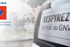 Rapport ADEME : le GNV pourrait représenter 32 % des ventes en France à horizon 2050