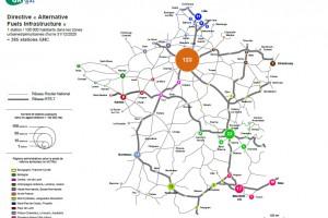 Stations GNV : l�AFGNV prend la main sur la Directive AFI