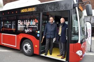 Des bus hybrides GNV pour Bourges