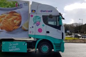 Camions GNV : GRDF Ouest renouvelle son aide financière pour les transporteurs