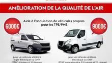 Ile-de-France : Jusqu'à 9000 euros pour aider artisans et PME à passer au GNV