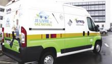 Paris annonce des aides à l'achat pour les utilitaires GNV