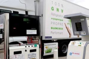 Cryostar équipe les stations GNL d'Air Liquide