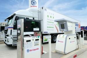 Air Liquide mise sur le multi-énergies pour développer ses stations GNV