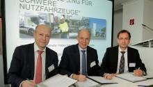 Allemagne : une task-force pour développer le GNL carburant