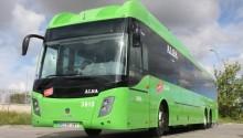 Espagne : 10 autocar GNV Scania pour le réseau Alsa