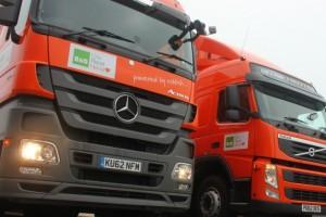 Angleterre � La FTA veut des aides � l�achat pour les camions verts