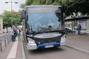 Dans l'Orne, Argentan met en service ses premiers bus au gaz naturel