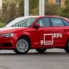 Belgique : l'Audi A3 g-tron en autopartage à Anvers