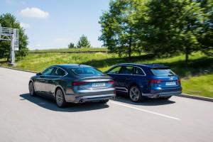 Voiture GNV : les Audi A4 et A5 g-tron disponibles à la commande