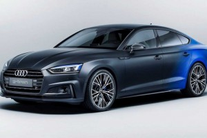 Audi : édition spéciale pour l'A5 GNV à Worthersee