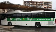 Autocar GNV : l'expérimentation Aix-Marseille est lancée