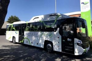 Six autocars GNV pour la Régie Régionale des Transports de l'Aisne
