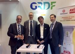 Stations GNV : GRDF signe un partenariat avec Avia et Primagaz