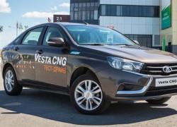 AvtoVAZ lance la production de la Lada Vesta GNV