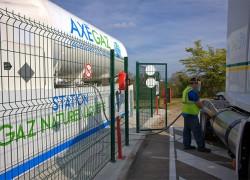 Axegaz ouvre une station GNL publique à Lille
