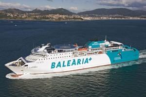 Baleària valide la construction de deux navires GNL